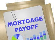 mortgage payoff sign